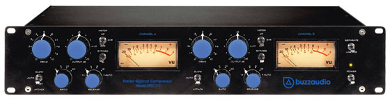 The Buzzaudio SOC-1.1 Compressor