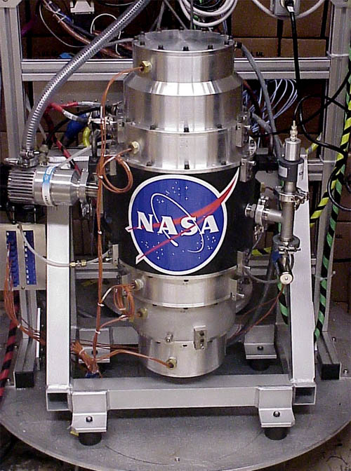 NASA's G2 Flywheel