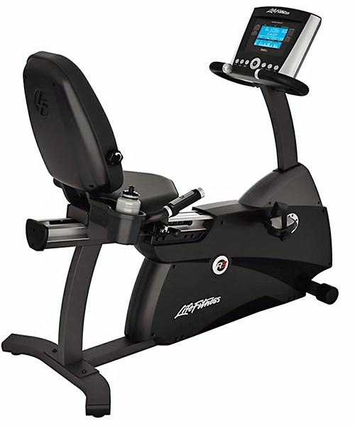 LifeFitness R3 Exercise Bike