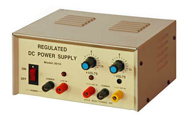 My Current Power Supply (Art Supplied by Author)