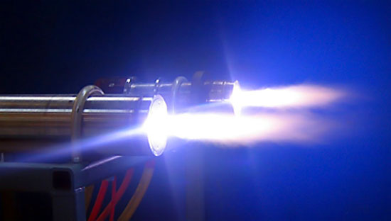 Plasma Torch (Courtesy PyroGenesis via HSW)