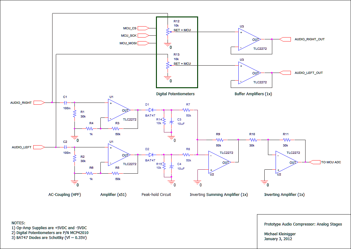 The Great Volume Leveler Avr Audio Compressor Non Lexical Vocables Mixer Inverting Summing Circuit Diagram Analog Stage Schematic Click To Enlarge